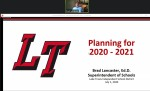 Lake Travis ISD will likely give parents the choice as to whether their children return to campus in August. (Courtesy Lake Travis ISD)