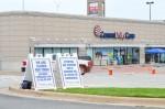 CommunityCare Health Centers drive-up coronavirus testing site
