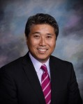 Comal ISD Superintendent Andrew Kim was named chair of the Texas School Safety Center. (Courtesy Comal Independent School District)