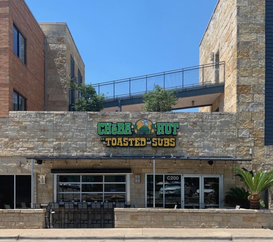 Cheba Hut opened in Austin on June 22. (Courtesy Cheba Hut)