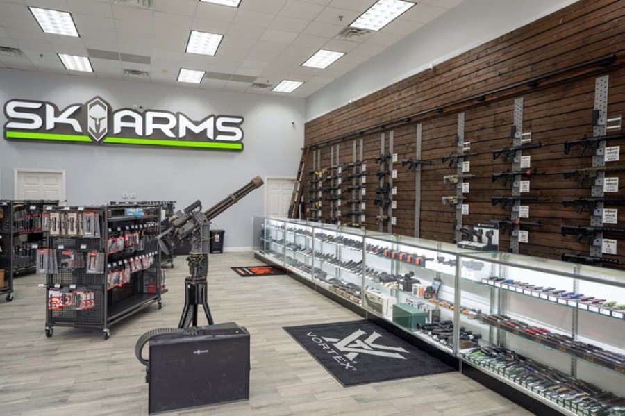 SK Arms opened its second location June 27 in Flower Mound. (Courtesy SK Arms)
