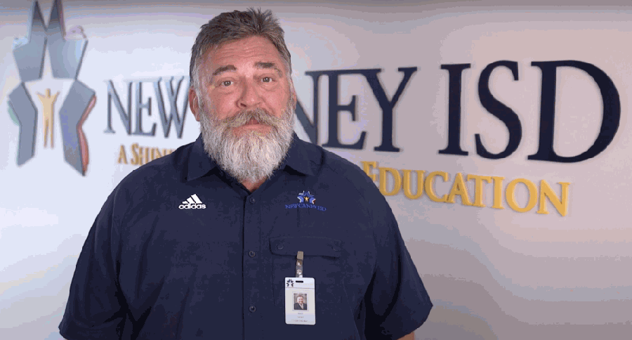 New Caney ISD Superintendent Kenn Franklin said in a phone interview he believes it is too soon to make any concrete decisions regarding the next school year. (Screenshot courtesy New Caney ISD YouTube channel)
