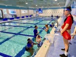 Big Blue Swim School will practice social distancing measures and health guidelines to keep swimmers and staff safe due to the ongoing COVID-19 pandemic. The swim school is expected to open June 22. (Courtesy Big Blue Swim School)