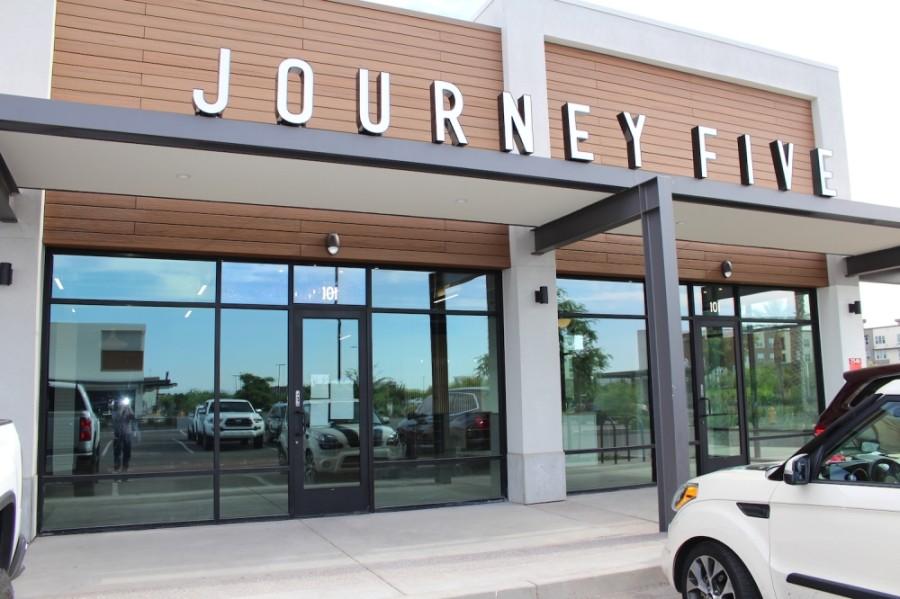 Journey Five