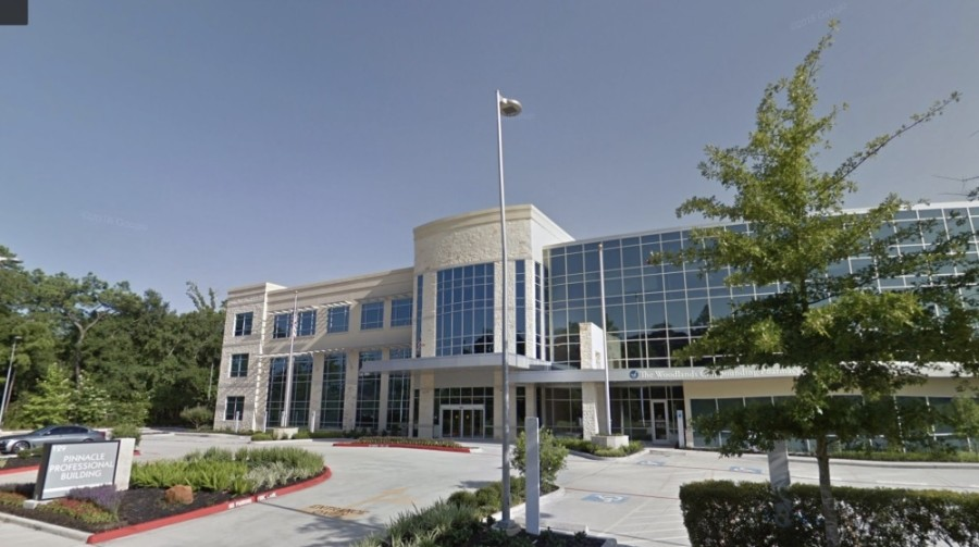 The new office is located in the Pinnacle Professional Building in Shenandoah. (Courtesy Google Maps)