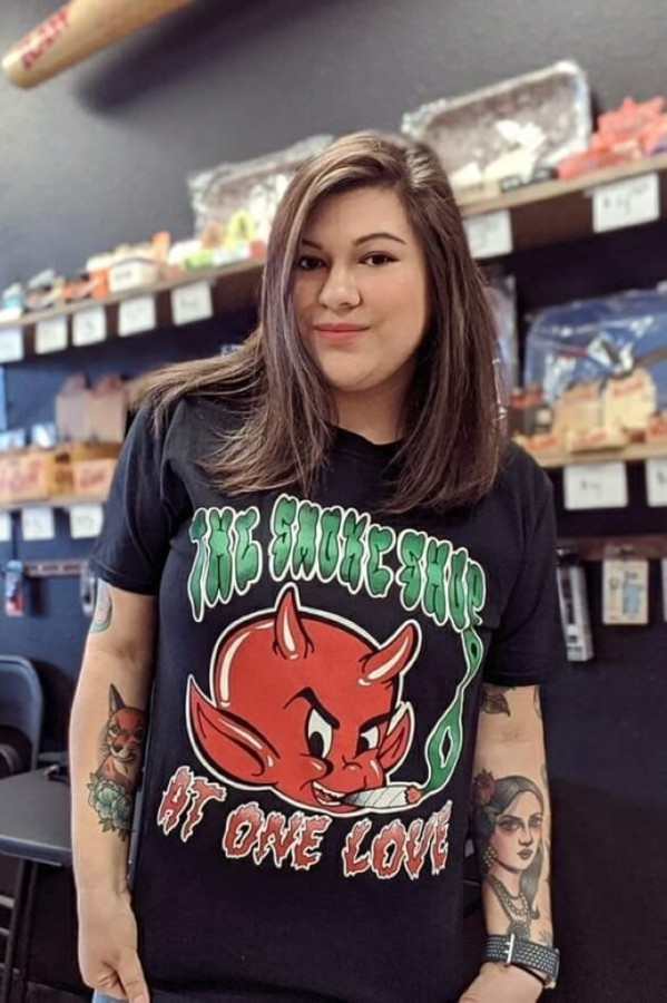 Jennifer Brown co-owns One Love Tattoos. (Courtesy One Love Tattoos)