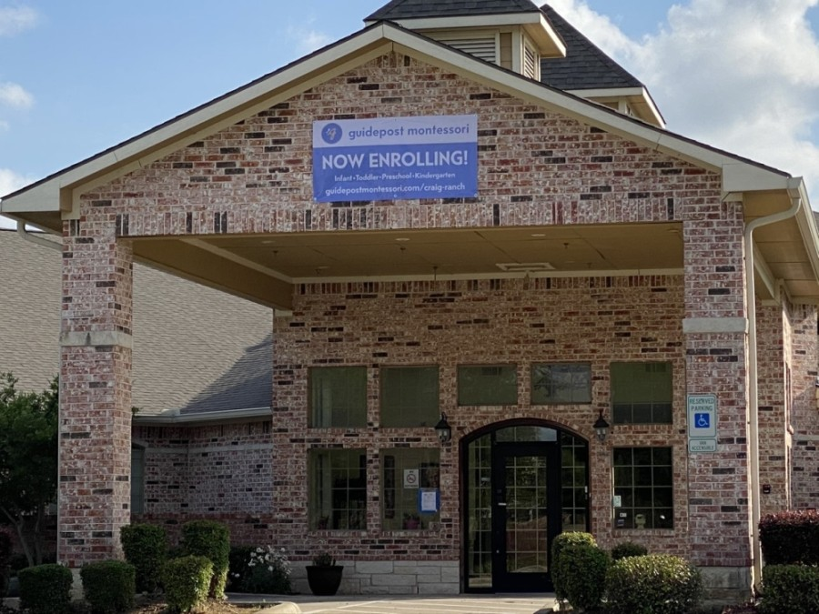 Guidepost Montessori at Craig Ranch recently opened in McKinney. (Courtesy Guidepost Montessori at Craig Ranch)
