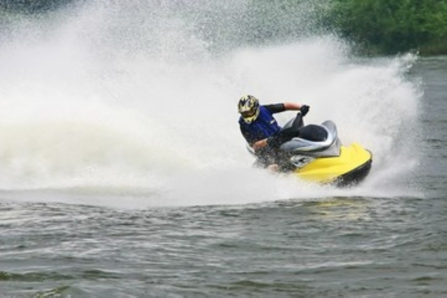 GTX Jet Skis opened in Georgetown on July 7. (Courtesy Adobe Stock)