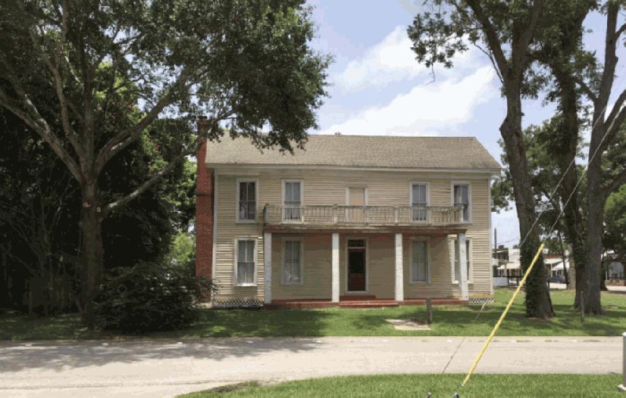 The historic home is located at 504 Caroline St., Montgomery. (Courtesy Montgomery Planning and Zoning Commission)