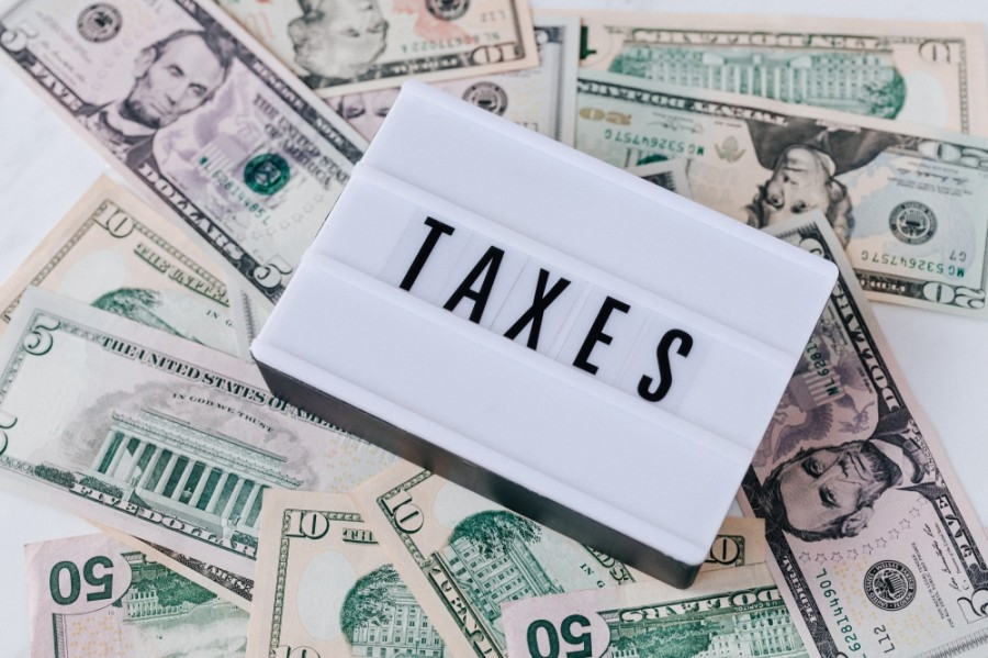 Georgetown's May sales tax revenue defied projections. (Courtesy Pexels)