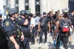 Protests after the death of Houstonian George Floyd have spurred ongoing discussions about police reform at City Hall. (Emma Whalen/Community Impact Newspaper)