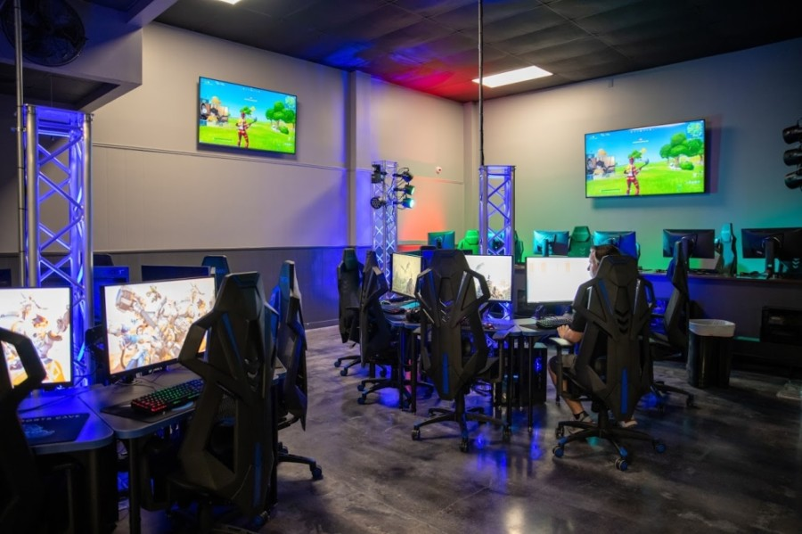 The eSports Cave