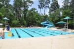 Six pools in The Woodlands Township are open at various times this summer. (Courtesy The Woodlands Township)