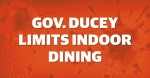 Gov. Doug Ducey announced July 9 a new executive order limiting the capacity of indoor dining to less than 50% in an effort to slow the spread of COVID-19 throughout Arizona. (Community Impact staff)