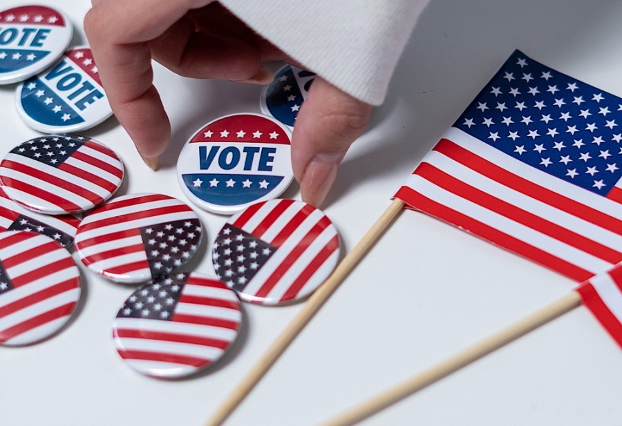 According to Tarrant County election officials, 57,534 county residents cast ballots in the first nine days of early voting. (Courtesy Pexels)