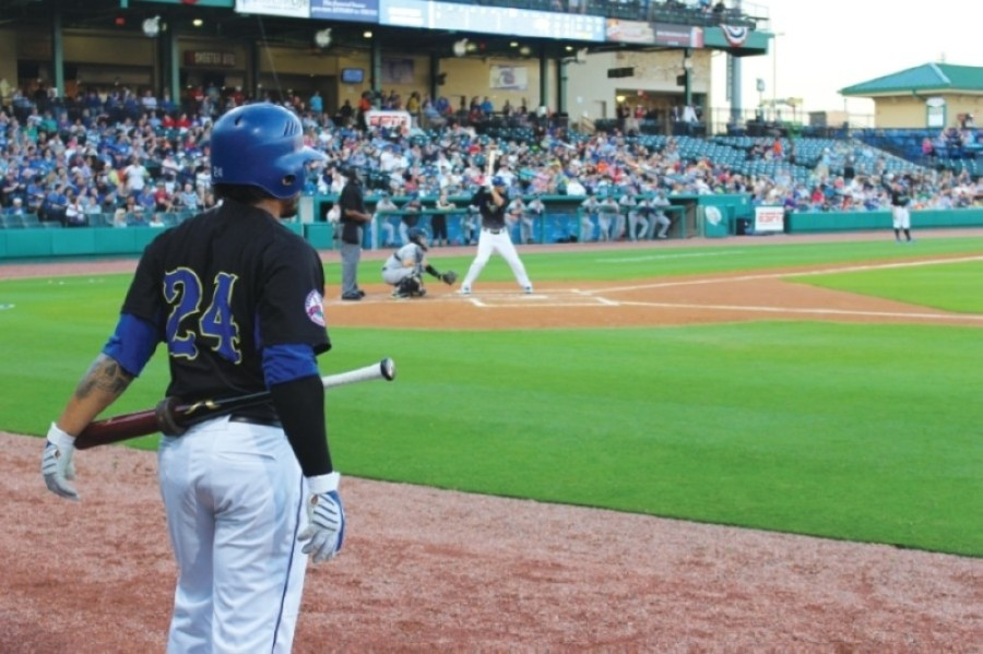 Four baseball teams, including the Sugar Land Skeeters, will compete in 56 games at Constellation Field this July and August. (Courtesy Sugar Land Skeeters)