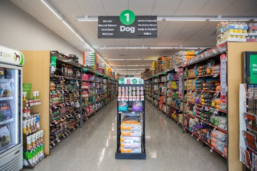 Pet Supplies Plus opened a new location on FM 1488 in May, and will hold grand opening events July 11-12. (Courtesy Pet Supplies Plus)