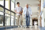 The new partnership will provide on-site, same-day testing and results for assisted-living facility staff and their residents. (Courtesy Adobe Stock)