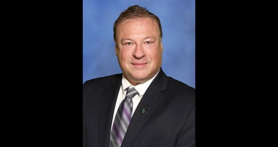 Steve Math announced July 13 that he will resign from his position as a Round Rock ISD trustee, effective Nov. 2. (Courtesy Round Rock ISD)