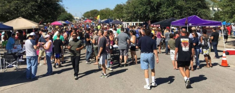 Chili Pfest is typically held annually in the fall. (Courtesy city of Pflugerville)