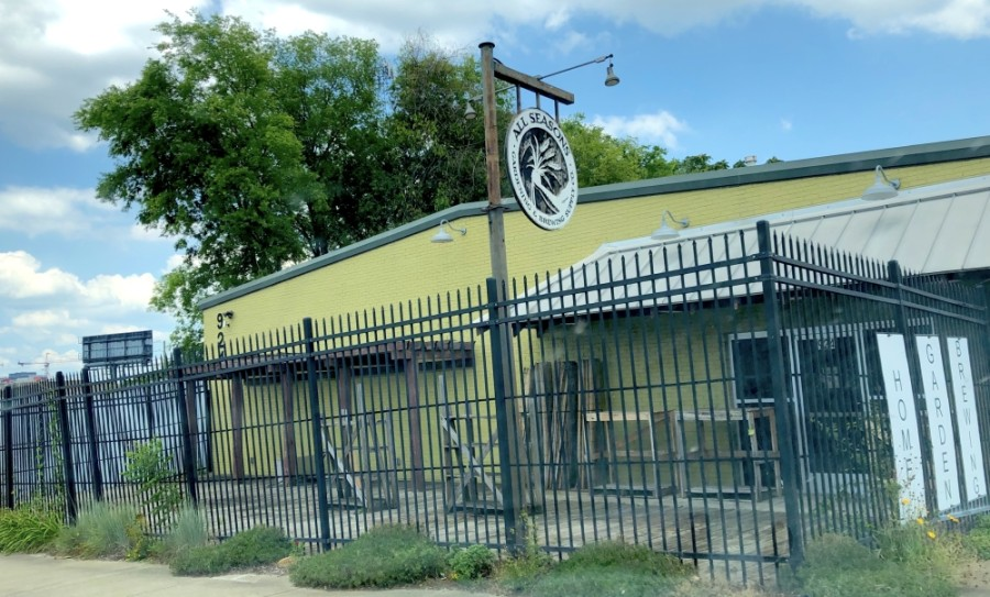 After 22 years in business, All Seasons Gardening & Brewing Co. will close in late July. (Dylan Skye Aycock/Community Impact Newspaper)