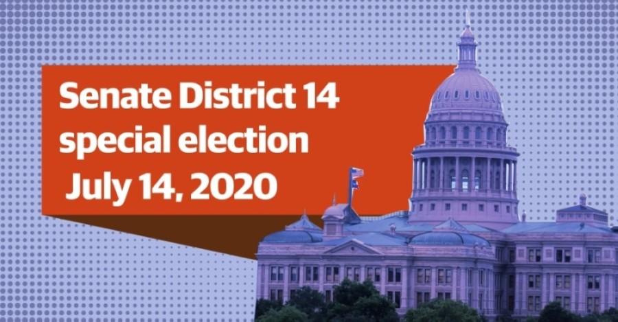 Texas Senate District 14 special election
