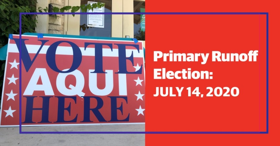 2020 primary runoff election