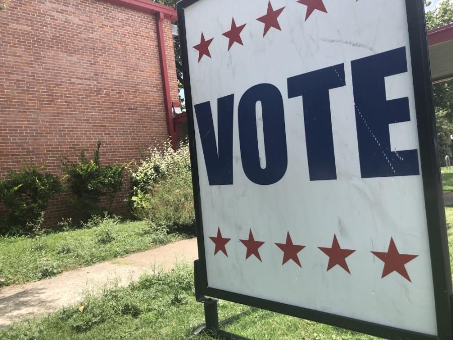 Cody Thane Vasut and Ro'Vin Garrett are candidates in the state Representative District 25 runoff race. (Jack Flagler/Community Impact Newspaper)