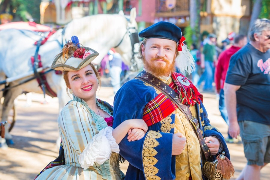 The Texas Renaissance Festival returns to Todd Mission for its 46th season Oct. 3. (Courtesy Texas Renaissance Festival)