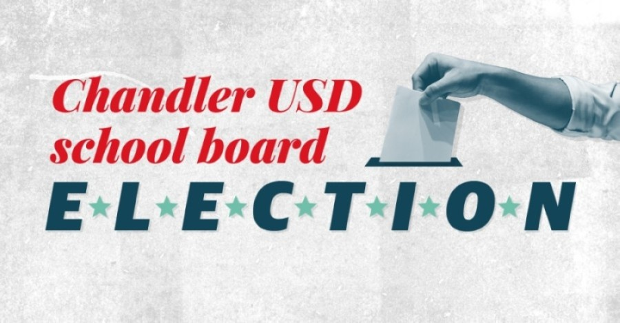 Four candidates qualified to run for three available seats on the Chandler USD governing board in the November election. (Community Impact Newspaper staff)