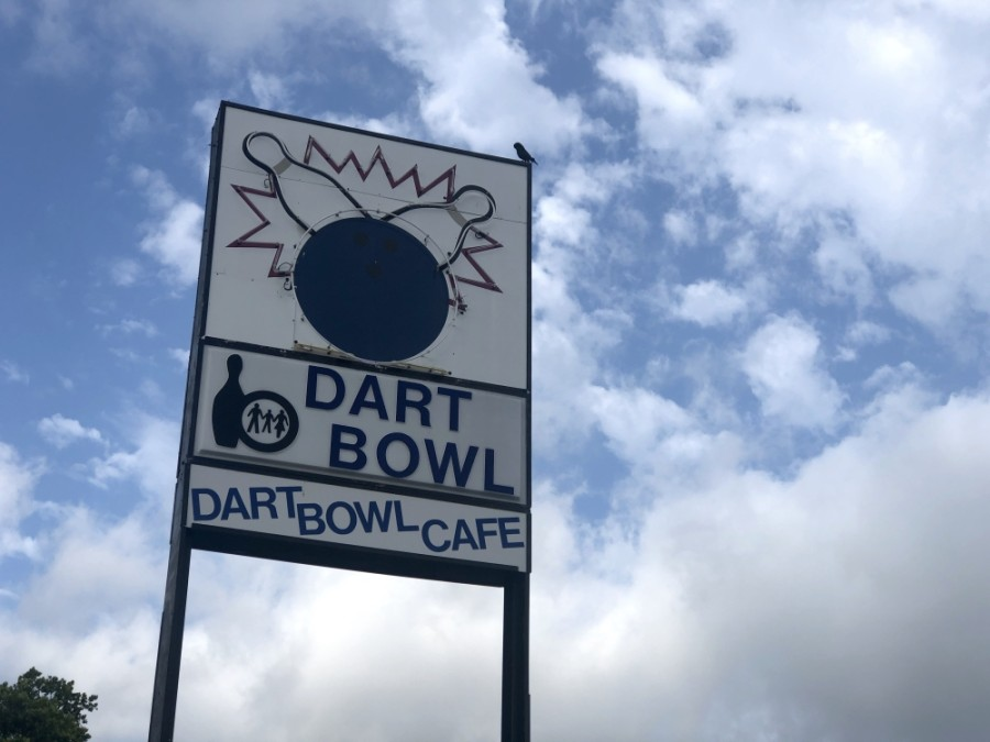 Dart Bowl will close for good July 17. (Jack Flagler/Community Impact Newspaper)