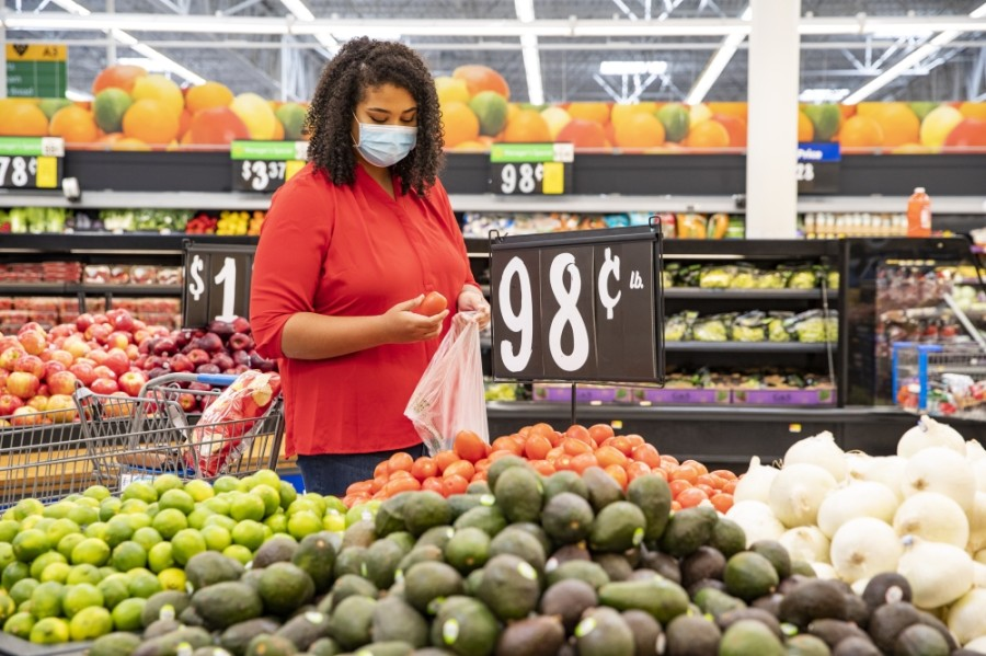 Walmart and Sam's Club leaders announced in a press release July 15 all stores nationwide will require shoppers to wear a face covering beginning July 20. (Courtesy Walmart)