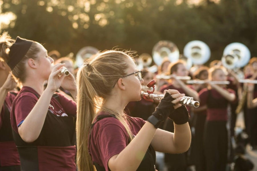 Extracurricular activities, including band, orchestra, sports and theater, have been suspended until at least September. (Courtesy Round Rock ISD)