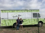 The Fresh Mex food truck launched in July at the McKinney Farmers Market. (Courtesy Fresh Mex)