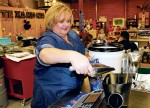 Owner Elaine Krazer opened Pacific Tradewinds Coffee Co. in McKinney in 2015. (Jean Ann Collins/Community Impact Newspaper)