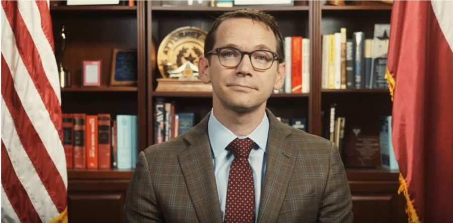 Commissioner of Education Mike Morath announced additional Texas Education Agency guidance for the upcoming school year in a video statement July 17. (Screenshot via YouTube)