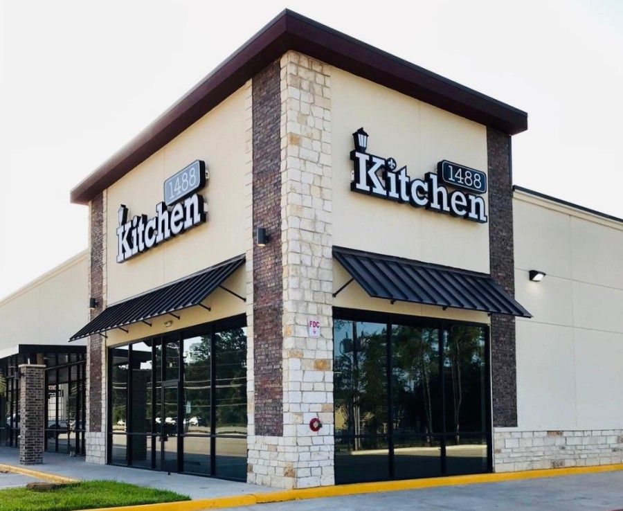 The new restaurant is planning for an August opening. (Courtesy Kitchen 1488)