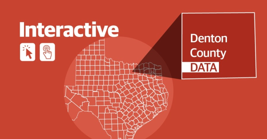 In Denton County, there have been 955 new cases of the novel coronavirus reported since July 10. (Community Impact staff)