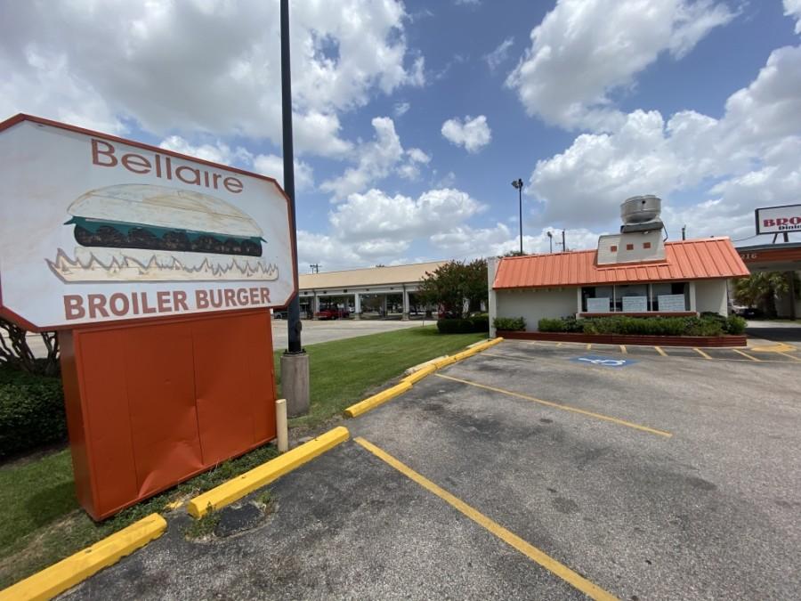Bellaire Broiler Burger