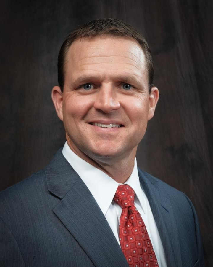 Georgetown ISD Superintendent Fred Brent (Courtesy Georgetown ISD)