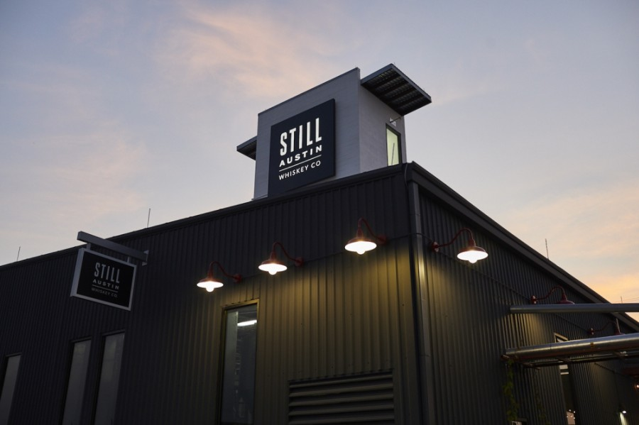 Still Austin Whiskey Co. is launching its Still Austin Straight Bourbon this month. (Courtesy Still Austin Whiskey Co.)
