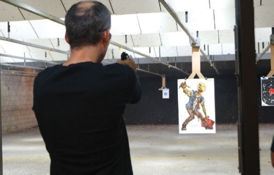 McKinney officials on July 21 approved a request to open an indoor shooting range. (Courtesy Adobe Stock)