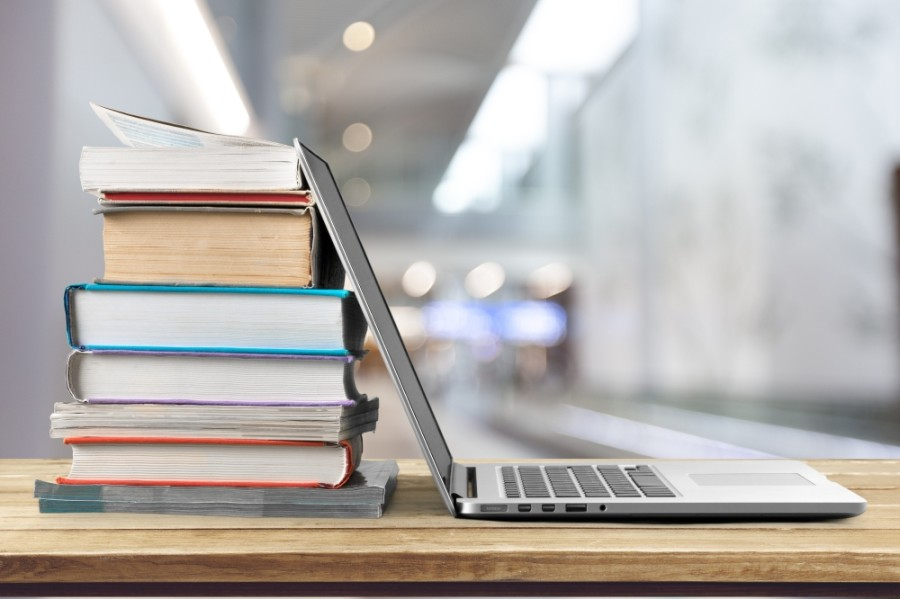 Online learning in Fort Bend ISD will include both synchronous and asynchronous times, with more synchronous learning time allotted for older students. (Courtesy Adobe Stock)