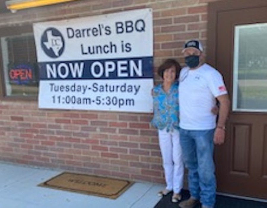 Darrel's Catering opened a storefront in Conroe. (Courtesy Darrel's Catering)