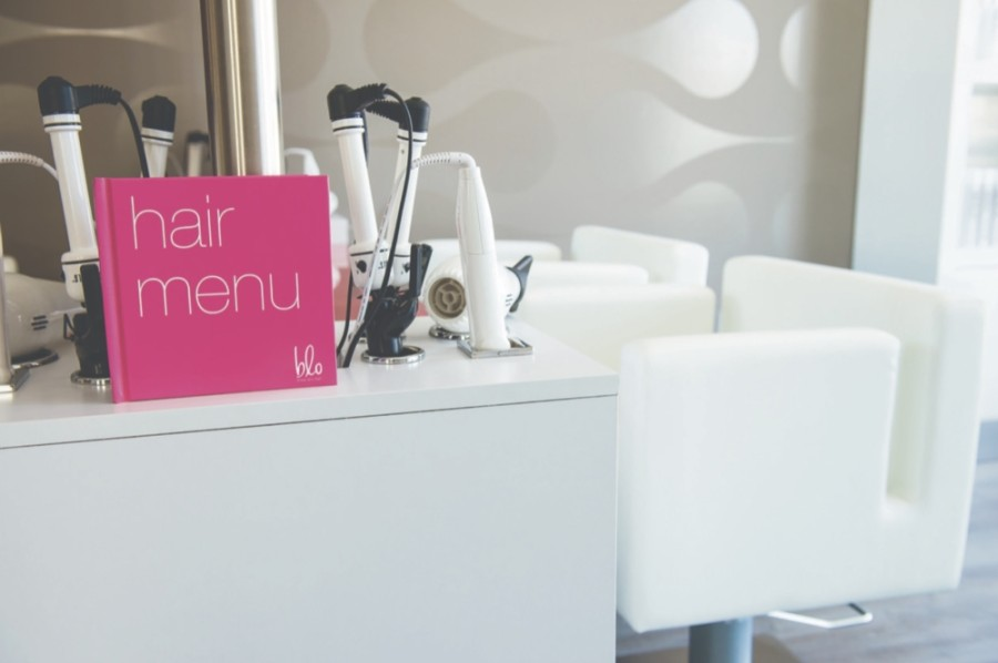 Blo Blow Dry Bar will open in late August across from the Belcourt Theatre in Hillsboro Village. (Courtesy Blo Blow Dry Bar)