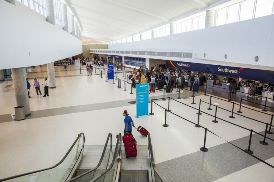 Ride share users at Hobby and IAH will now see slightly higher fees for drop-offs and pickups. (Courtesy Visit Houston)
