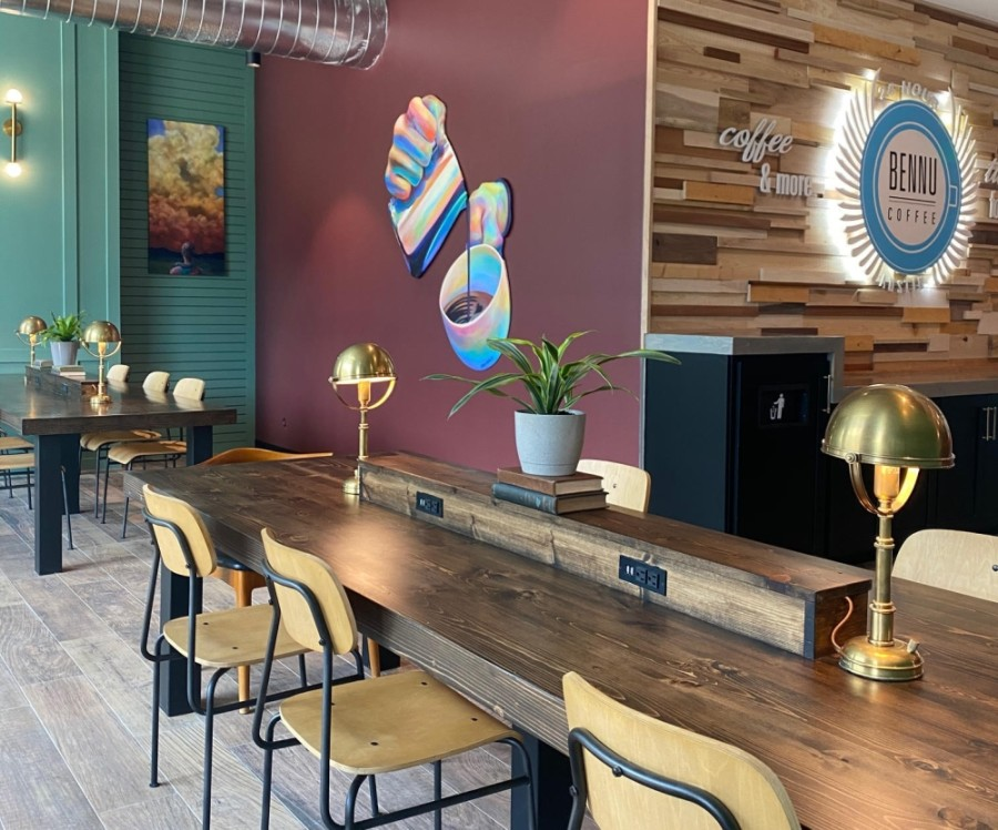 Bennu Coffee is opening a new location July 25 in the Highland neighborhood near Austin Community College. (Courtesy Bennu Coffee)
