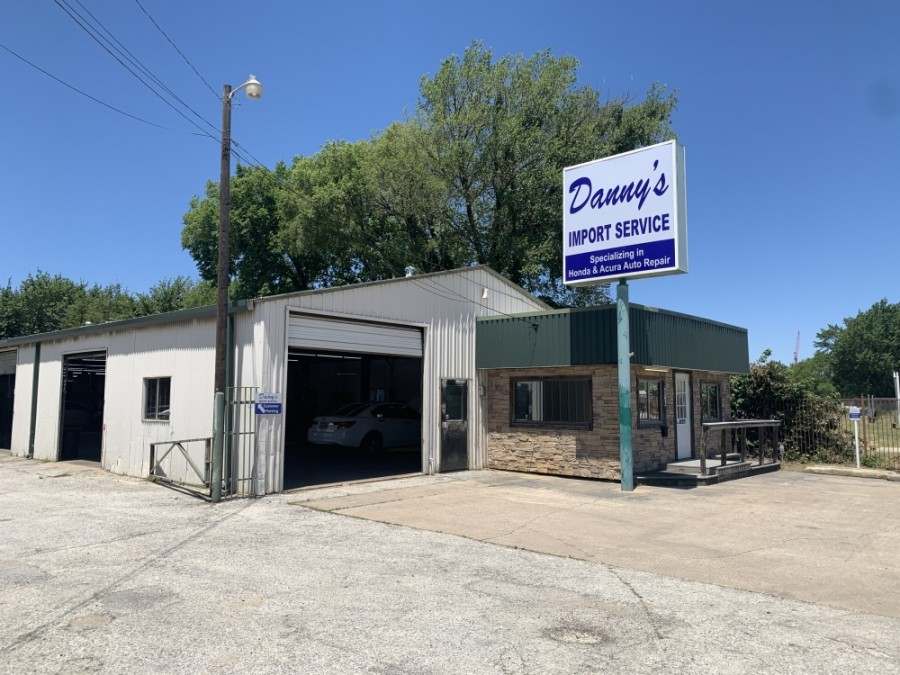 The business had been in its previous location along Texas Street in Lewisville for 24 years. (Brian Pardue/Community Impact Newspaper)