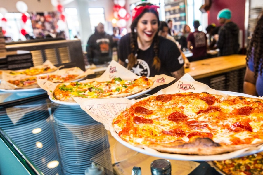 A new MOD Pizza will open in Valley Ranch Town Center. (Courtesy MOD Pizza)