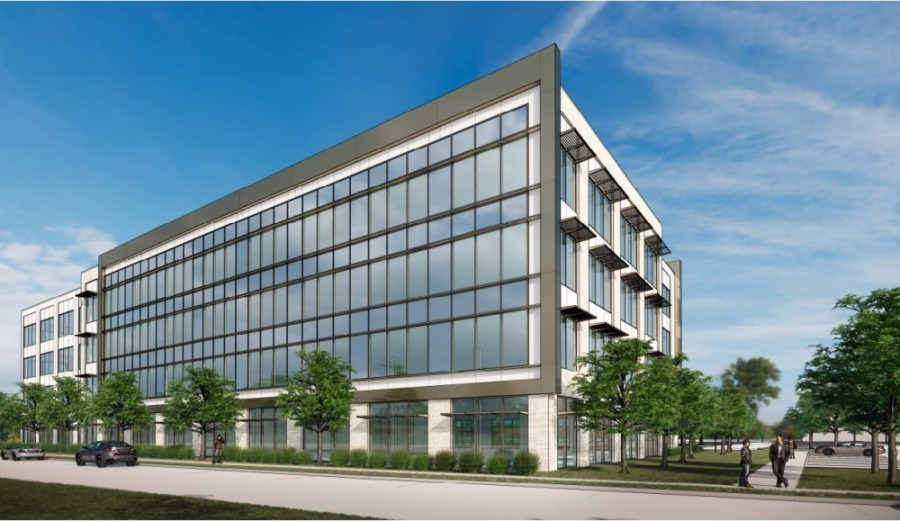 McKinney Corporate Center II is coming soon to Craig Ranch. (Courtesy VanTrust Real Estate)